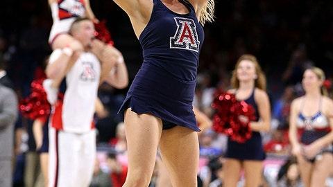 Arizona cheerleader