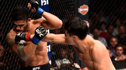 8 -- Dooho Choi vs. Thiago Tavares