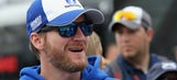 Social media reaction to Dale Earnhardt Jr. getting cleared to race in 2017