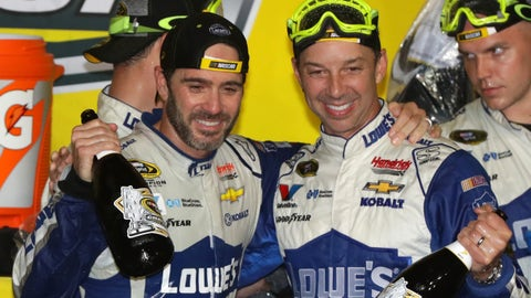 13 race-winning crew chiefs from 2016 Premier Series