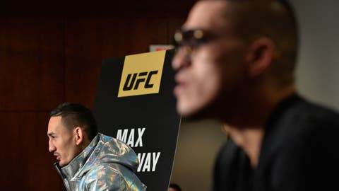 Max Holloway vs. Anthony Pettis