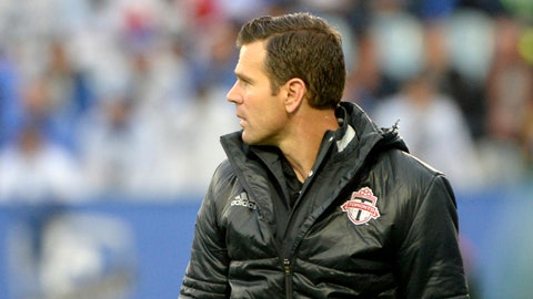 Toronto FC, Greg Vanney: A-