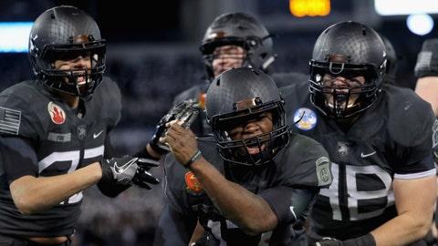 Heart of Dallas Bowl: Army 38, North Texas 31 (OT)