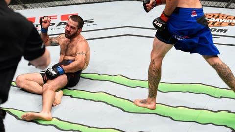 UFC 206: Cerrone v Brown