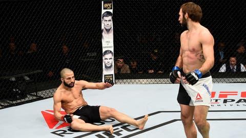 UFC 206: Makdessi v Vannata