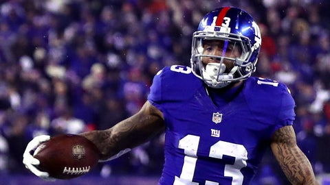 New York Giants (last week: 11)