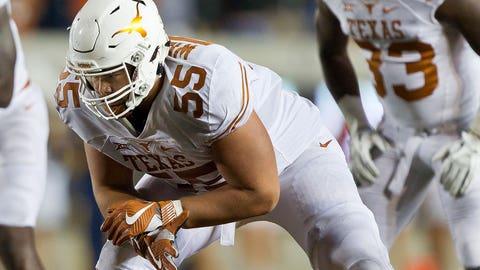 OL: Connor Williams, Texas
