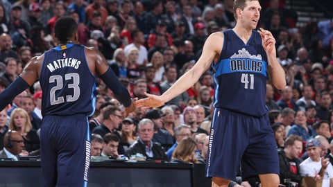 Dallas Mavericks: 2014-present alternate