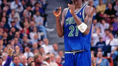Minnesota Timberwolves: 1989-96 road