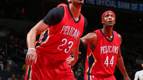 New Orleans Pelicans: 2014-present alternate