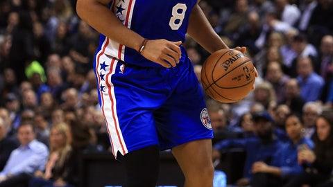 Philadelphia 76ers: 2015-present road