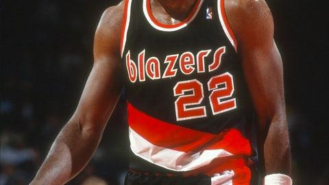 Portland Trail Blazers: 1985-91 road