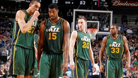Utah Jazz: 2011-16 alternate