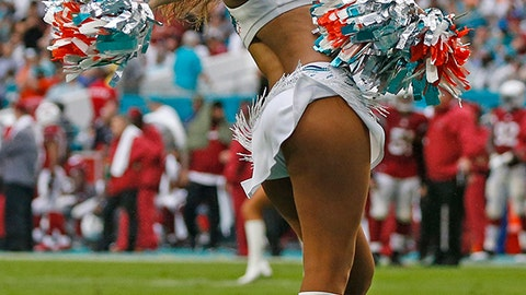 Arizona Cardinals v Miami Dolphins