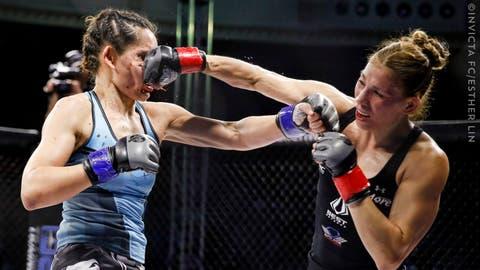 Katlyn Chookagian vs. Irene Aldana