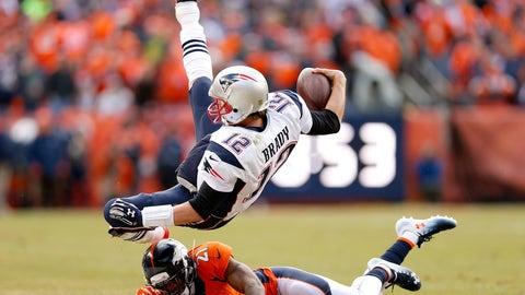 Patriots at Broncos: 4:25 p.m., Dec. 18 (CBS)