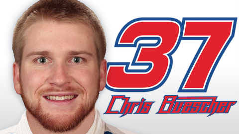 37. Chris Buescher