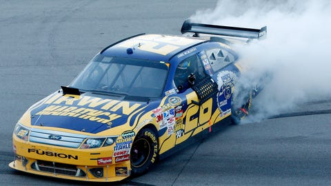 Jamie McMurray, 2