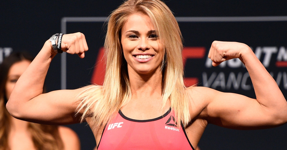 Paige Vanzant Michelle Waterson On Weight Ahead Of Ufc