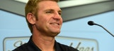 Clint Bowyer answers tough question: 'You worried if you're still any good?'