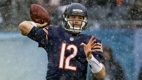 Matt Barkley, Chicago Bears