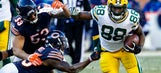 The Packers have found their long-term running back, and he's a receiver