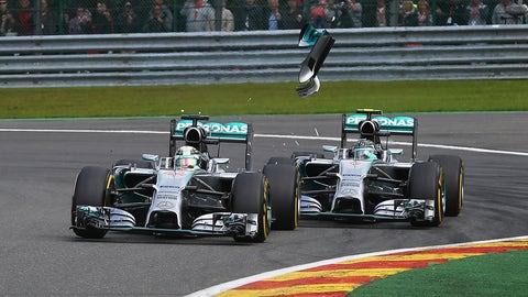 2014 Belgian GP - Daniel Ricciardo