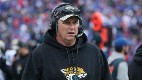 Doug Marrone, Jaguars interim head coach