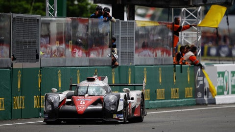1. 24 Hours of Le Mans