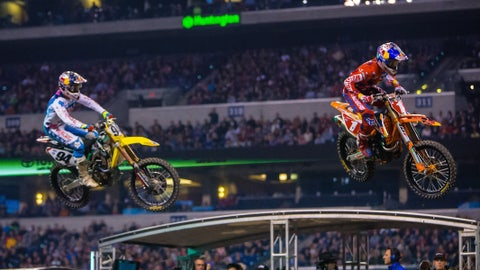 10. Indianapolis Supercross