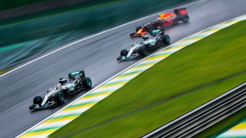4. Brazilian Grand Prix