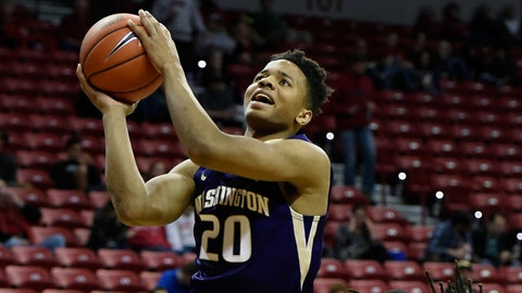Honorable mention: Markelle Fultz