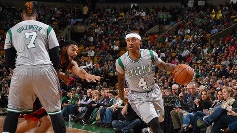 Boston Celtics: 2014-15 to present (alternate)