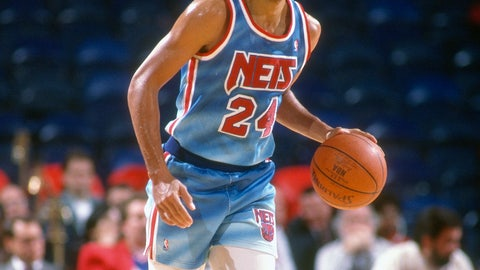 Brooklyn Nets: 1990-91 (road)
