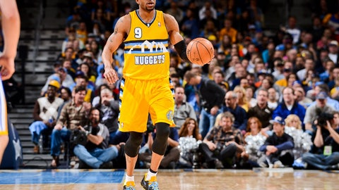Denver Nuggets: 2012-13 to present (alternate)