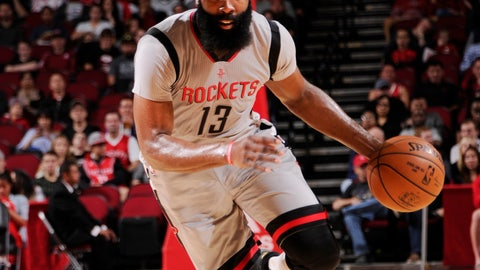 Houston Rockets: 2015-16 to present (alternate)