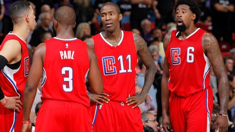 Los Angeles Clippers: 2015-16 to present