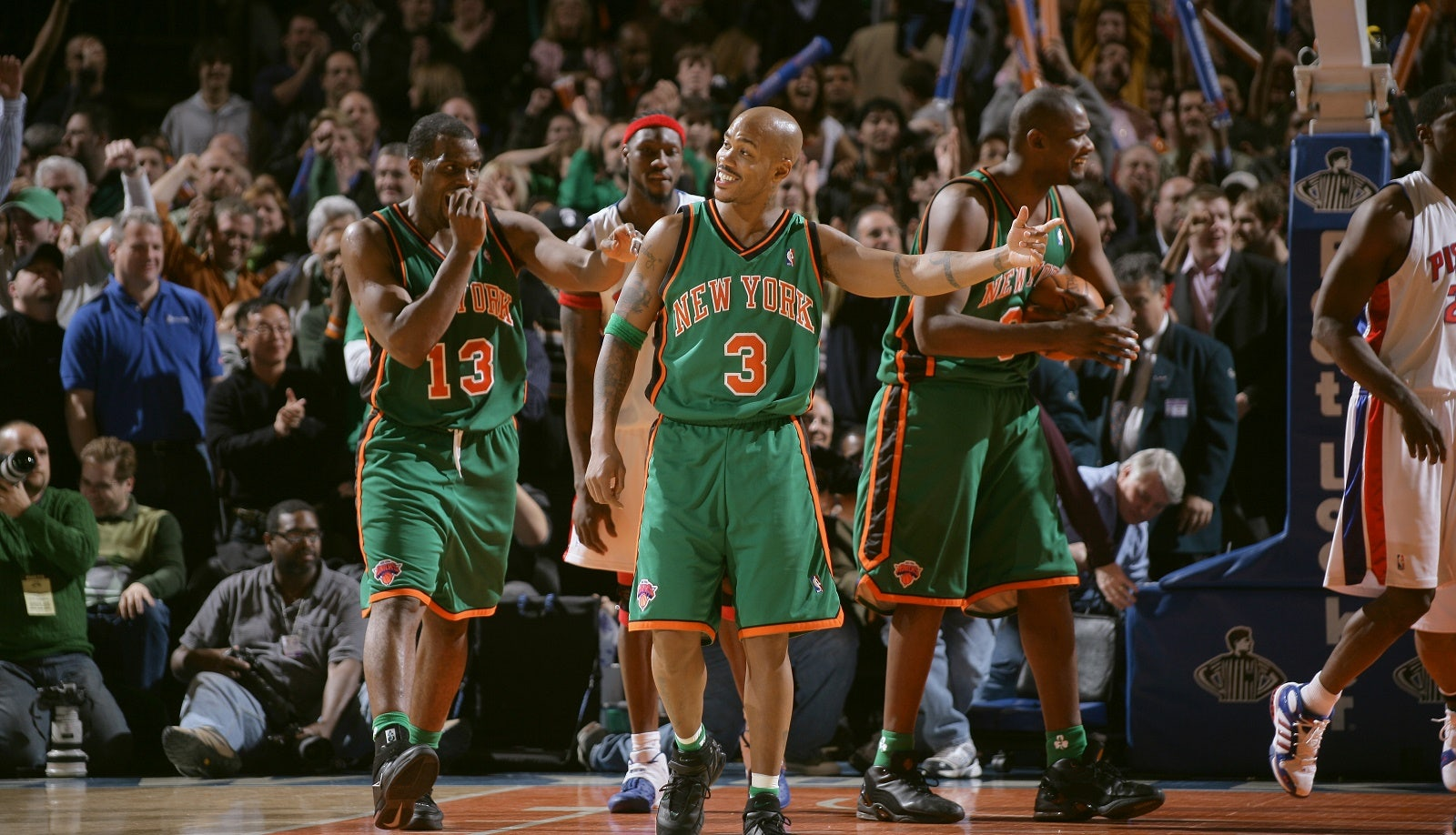 huge discount d8852 0d8a3 Every NBA team's worst jersey ever, ranked from acceptable ...