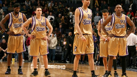 Sacramento Kings: 2005-06 to 2006-07 (alternate)