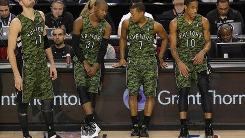 Toronto Raptors: 2011-12 to present (alternate)