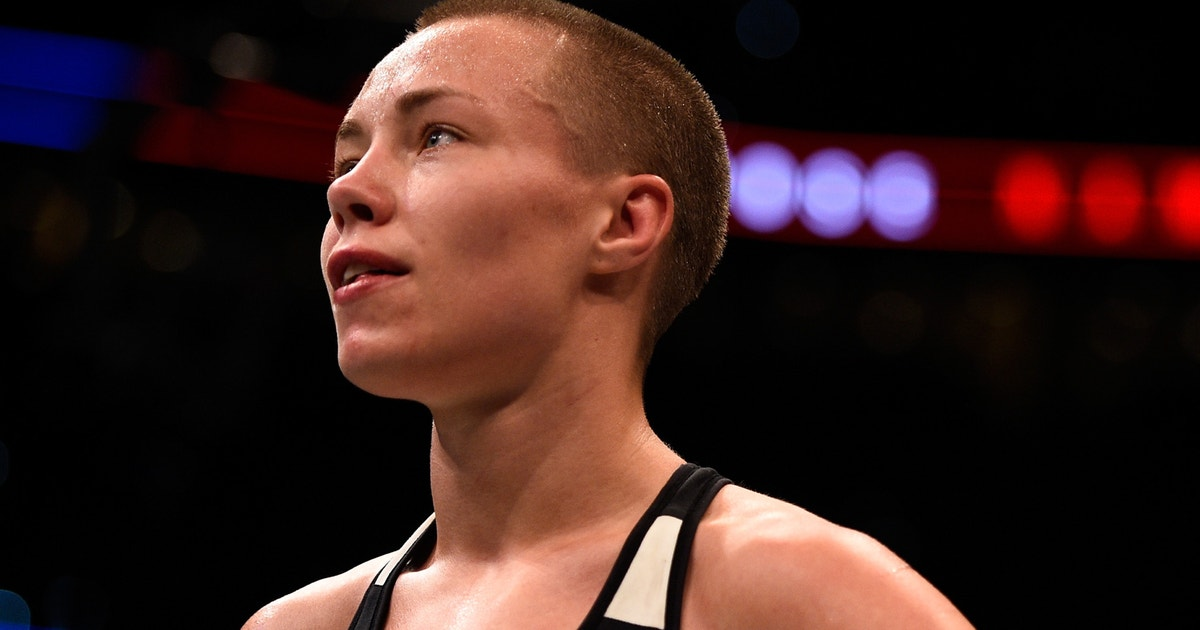 rose namajunas - photo #15