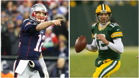 PATRIOTS over PACKERS: +475 (19/4)