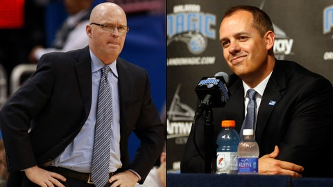 5. Scott Skiles resigns after one season as Magic coach, Frank Vogel hired