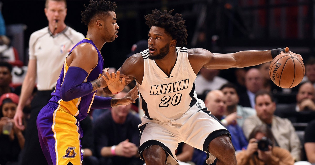 9c1646c767b Heat rally back to take down visiting Lakers | FOX Sports