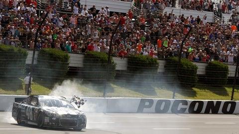 Race Preview - Axalta Presents the Pocono 400