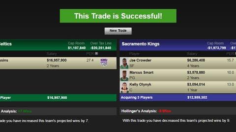 Boston Celtics offer the pu-pu platter for Boogie