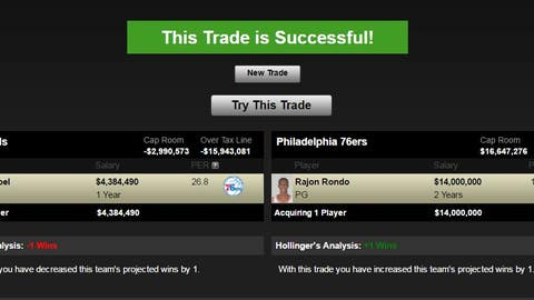 Chicago Bulls pay the price for the Rondo deal