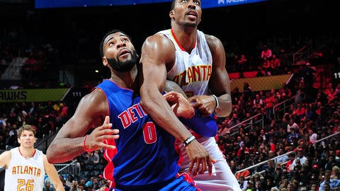 Detroit Pistons aim for a Dwight Howard reunion