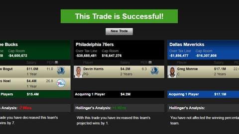 Milwaukee Bucks look to add even more length