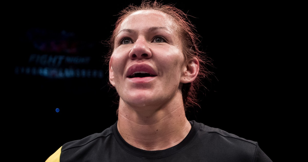 Dana White Reacts To Cris Cyborg Being Flagged For